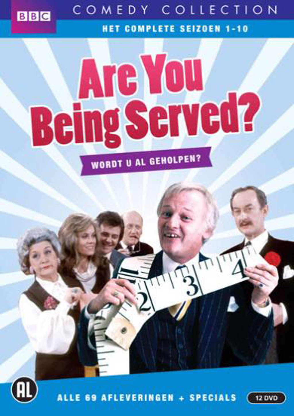 Are you being served - Complete collection (DVD)
