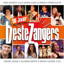 Various Artists - Beste Zangers 10 Jaar (CD)