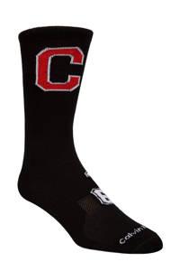 CALVIN KLEIN sokken, Zwart/rood/wit