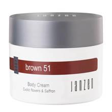 bodycrème Brown 51 - 200 ml