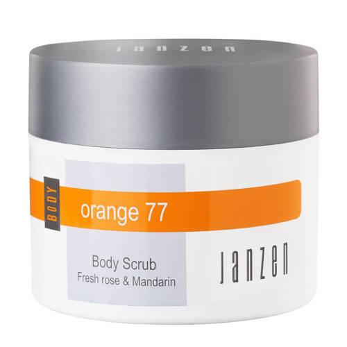 Janzen bodyscrub Orange 77 - 200 ml kopen