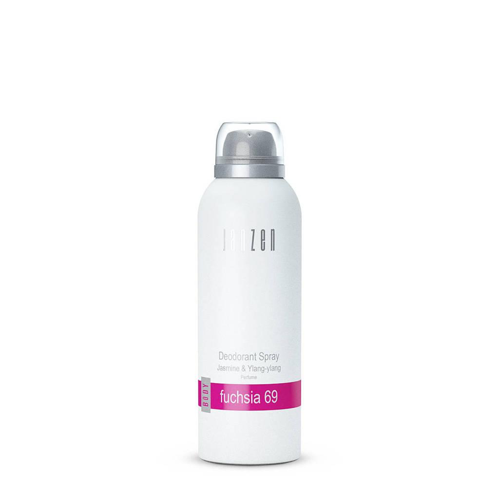 Janzen deodorant spray Fuchsia 69 - 150 ml
