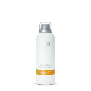 deodorant spray Orange 77 - 150 ml