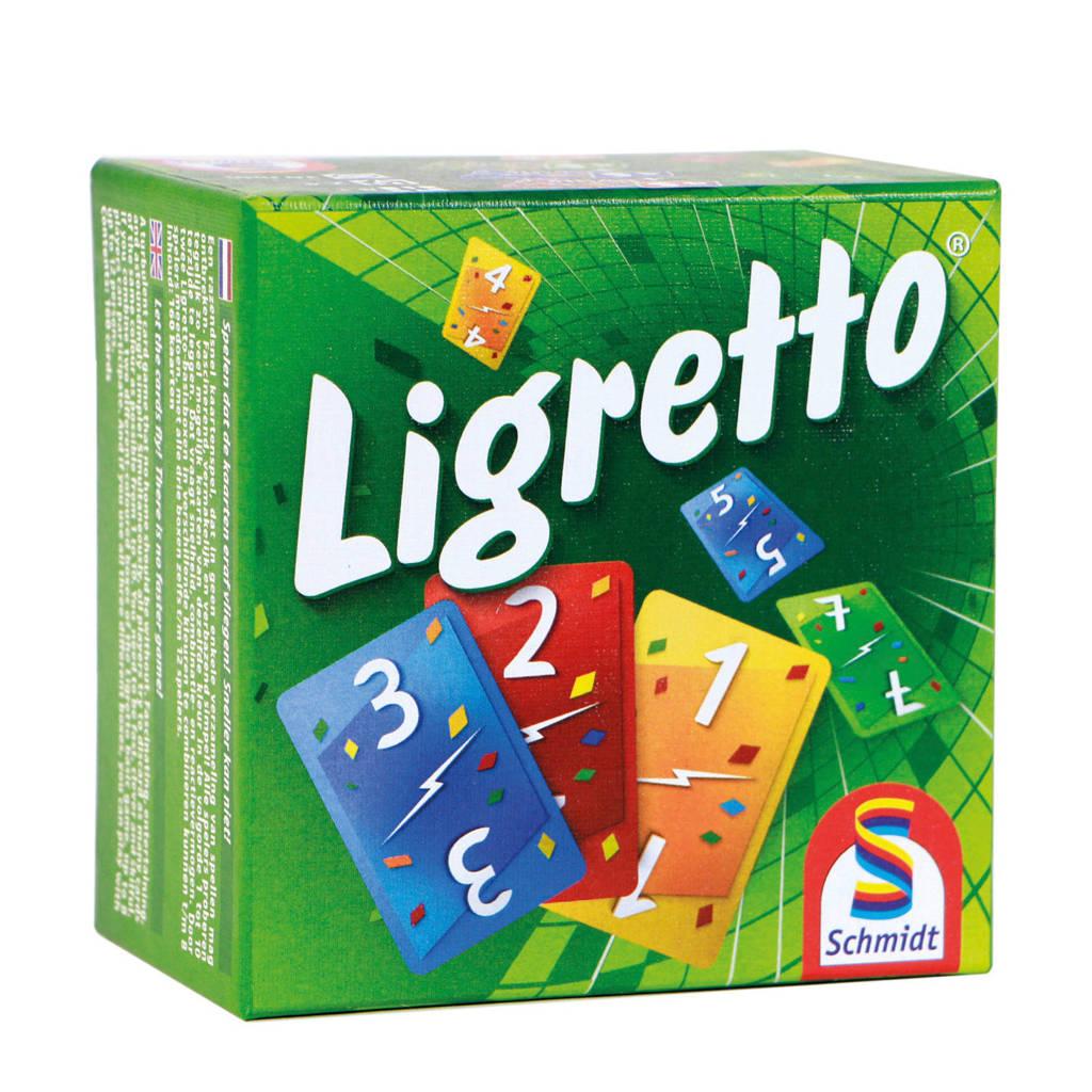 Schmidt Ligretto groen kaartspel