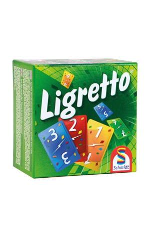 Ligretto groen kaartspel