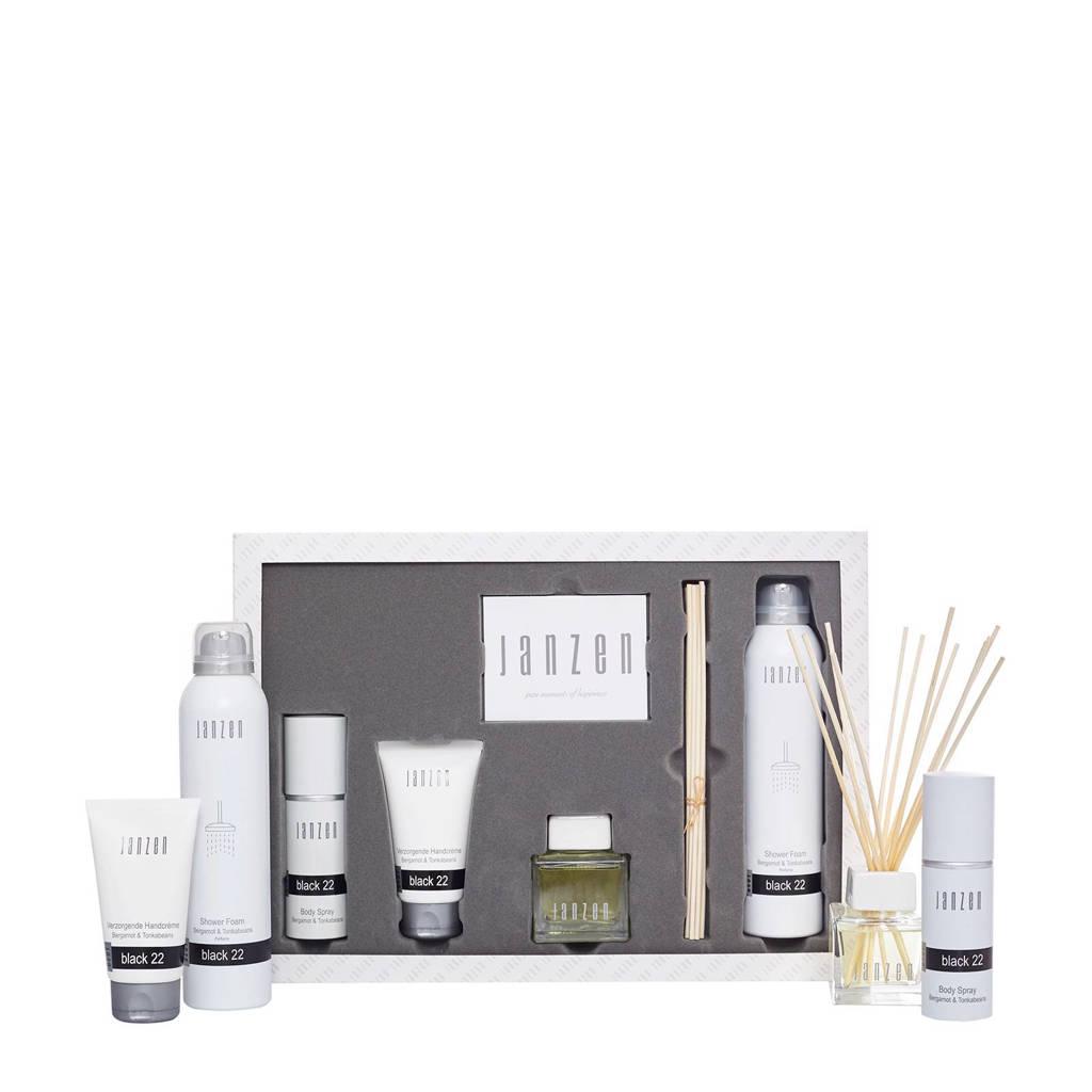 Janzen Home & Beauty geschenkset Black 22