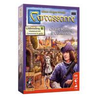 999 Games Carcassonne: Graaf, Koning en Consorten Uitbreidingsspel