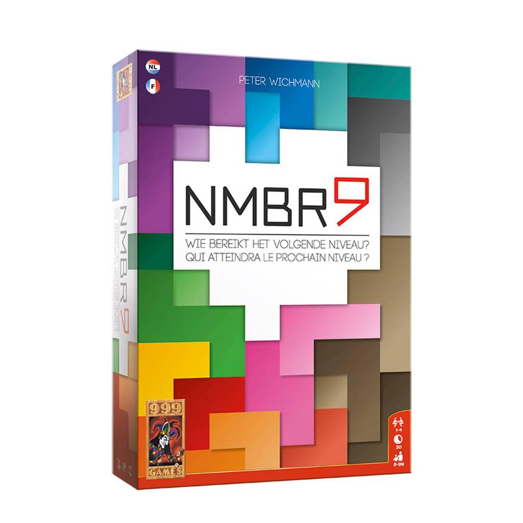 999 Games NMBR9 denkspel