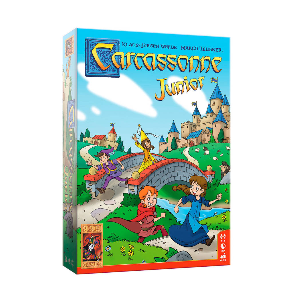 999 Games Carcassonne junior kinderspel