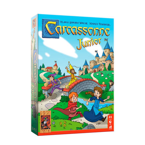 Wehkamp-999 Games Carcassonne Junior bordspel-aanbieding