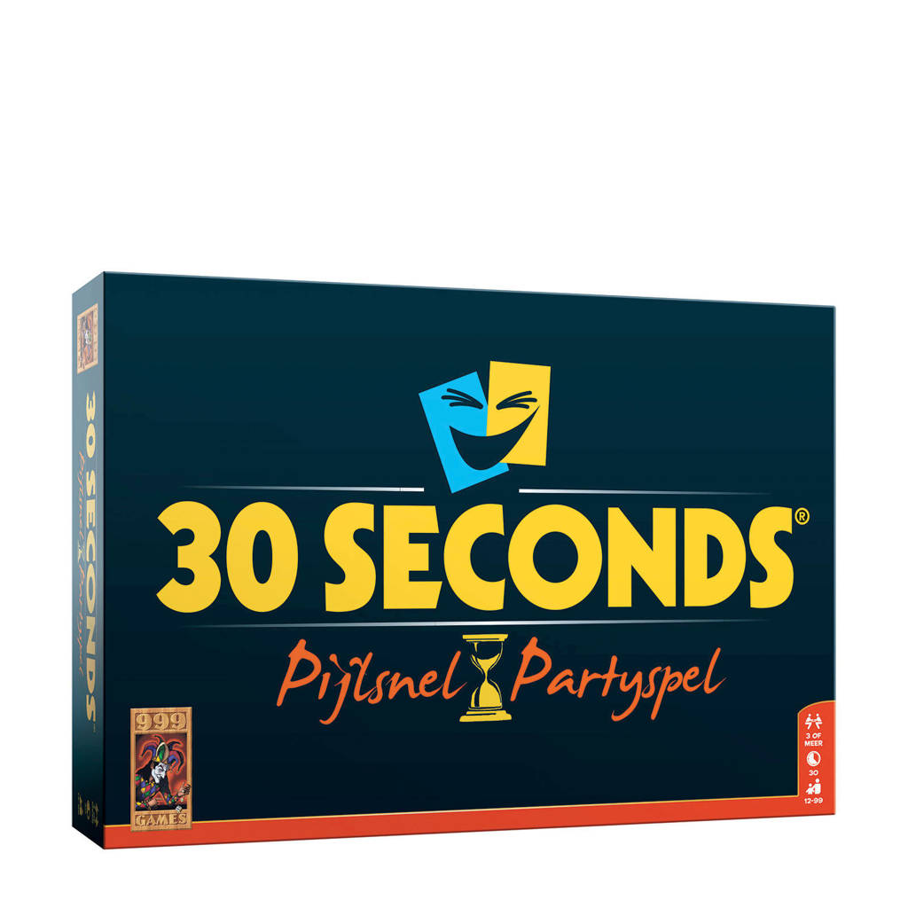 999 Games 30 seconds bordspel