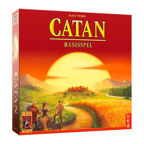 Wehkamp-999 Games Catan Basisspel bordspel-aanbieding