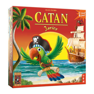 Catan junior kinderspel