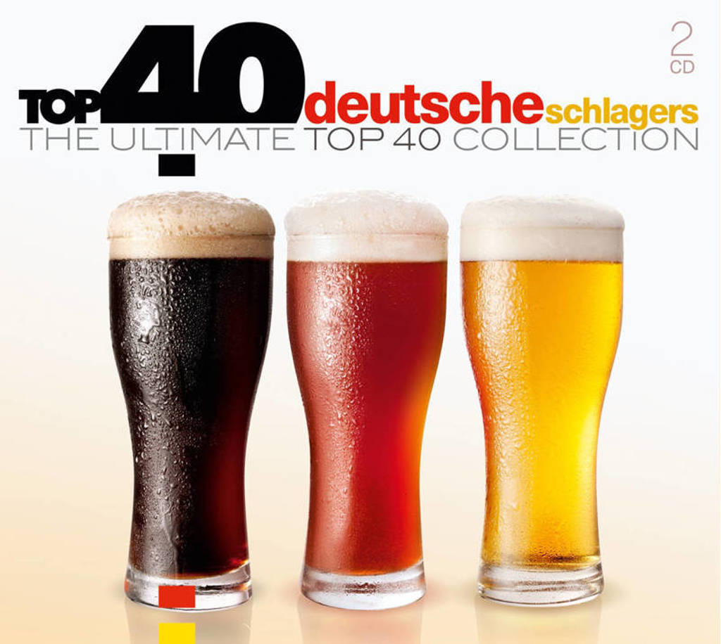 Top 40 - Deutsche Schlagers (CD)