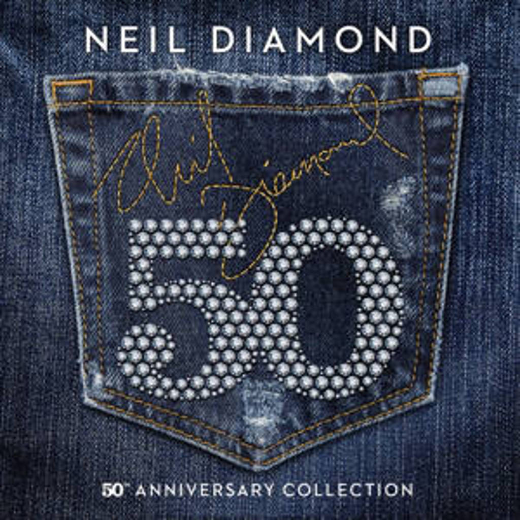 Neil Diamond - 50th Anniversary Collection (CD)