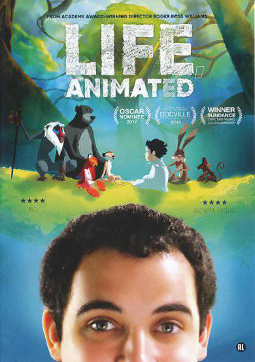 Life animated (DVD)
