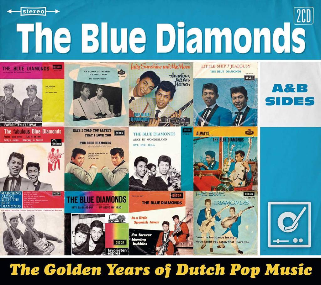 The Blue Diamonds - Golden Years Of Dutch Pop Music (CD)
