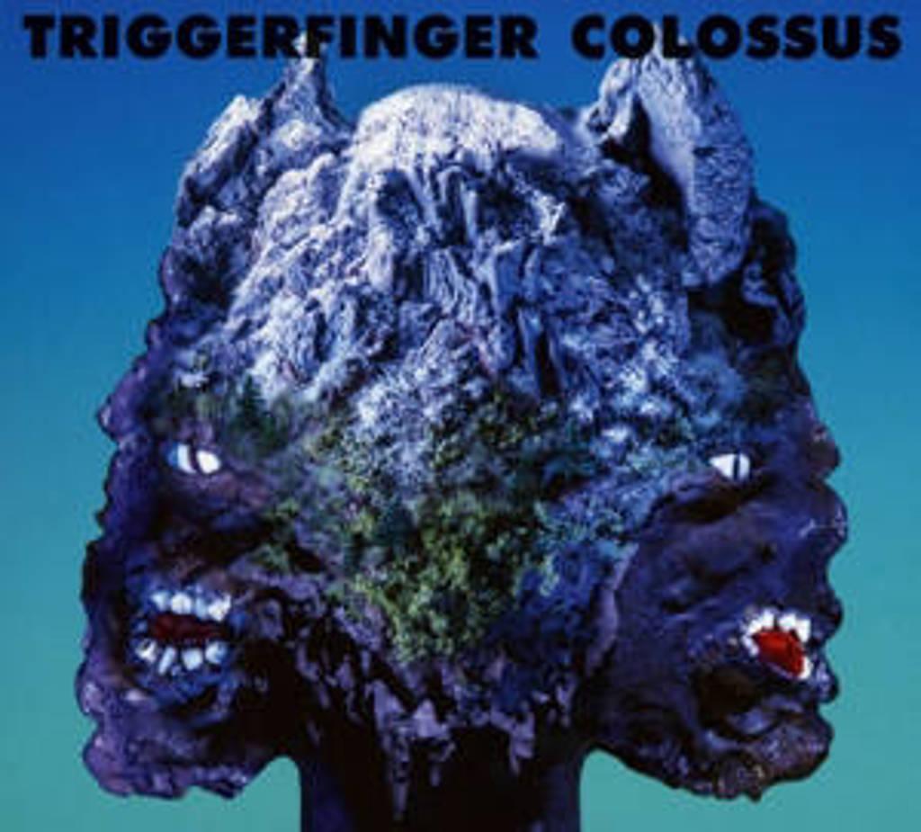 Triggerfinger - Colossus (CD)