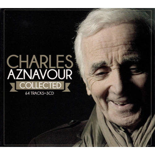 Charles Aznavour - Collected (CD) kopen