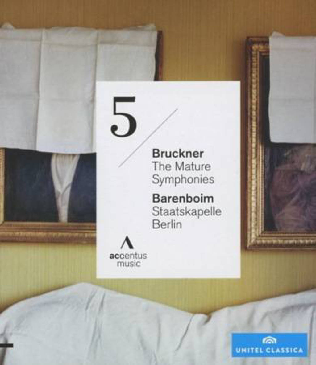 Staatskapelle Berlin - The Mature Symphonies - 5 (Blu-ray)