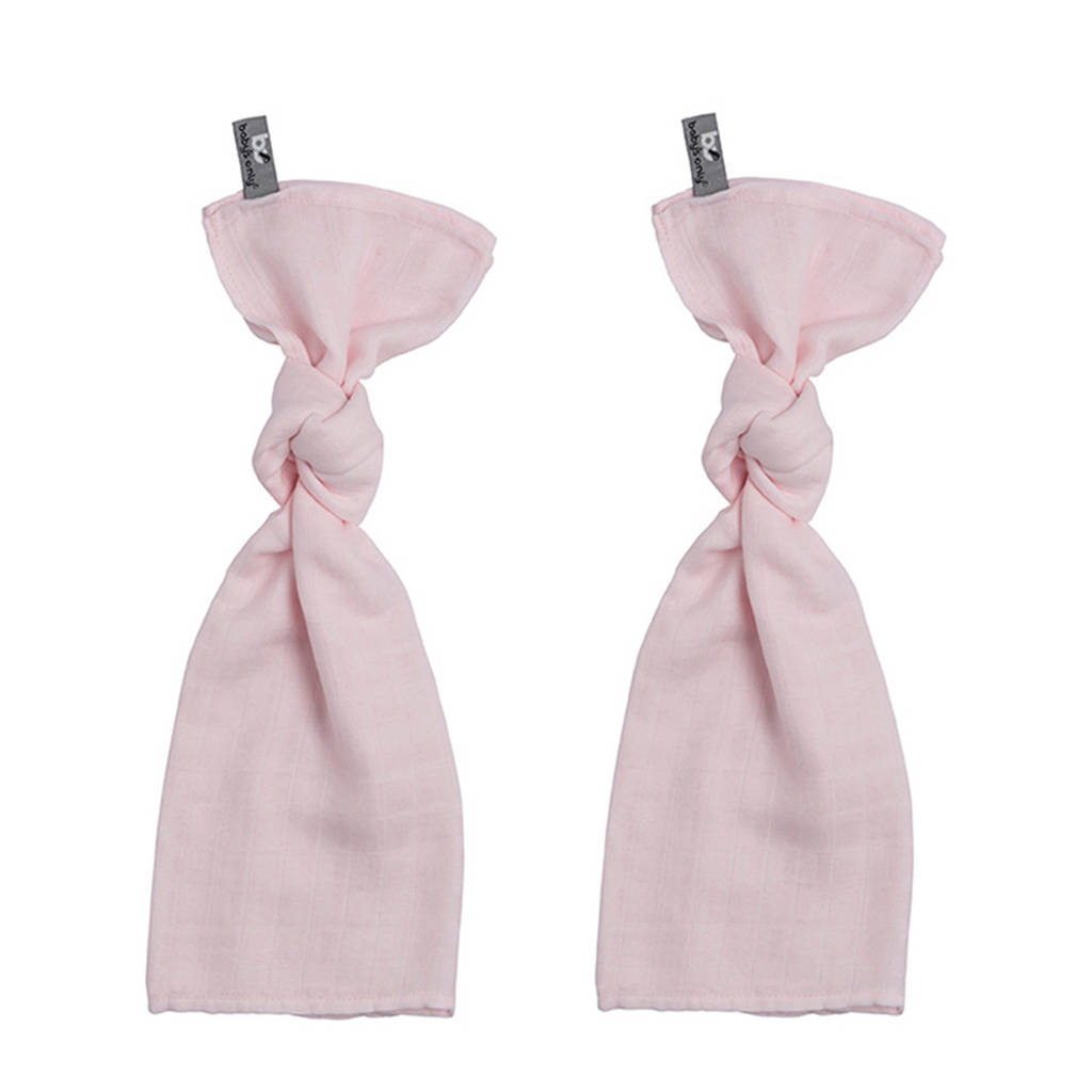 Baby's Only Swaddle 60 x 70 cm classic roze, Classic Roze