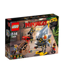 Ninjago Ninjago Movie piranha-aanval 70629