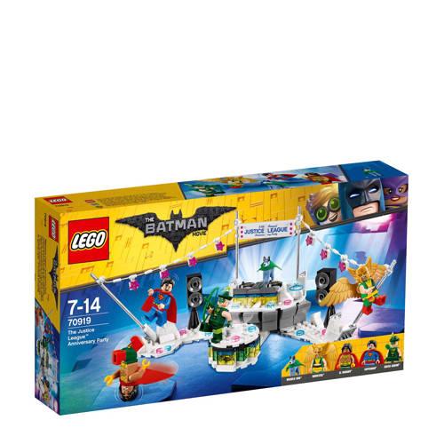 Lego 70919 Batman Movie Feest