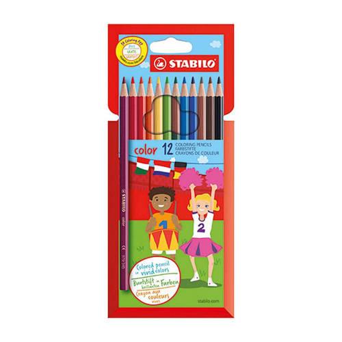 Stabilo Color kleurpotloden (12 st.) kopen