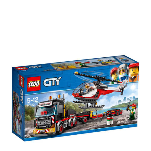 Lego 60183 City Transportheli