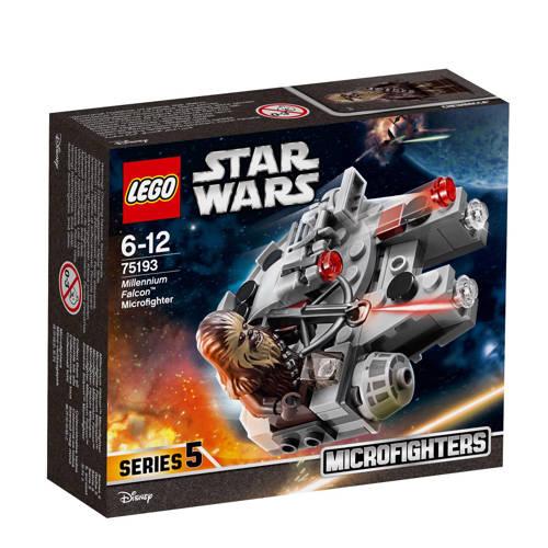 LEGO Star Wars Millennium Falcon microfighter 75193 kopen
