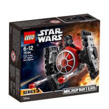 Star Wars First Order TIE Fighter microfighter 75194