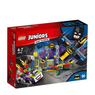 Juniors Super Heroes The Joker Batgrot aanval 10753