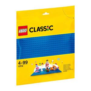 10714 blauwe bouwplaat