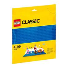 Classic blauwe bouwplaat 10714