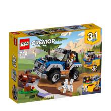 Creator avonturen in de wildernis  31075
