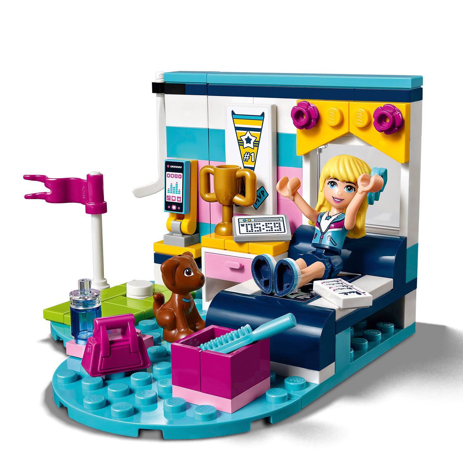 LEGO Friends Stephanie\'s slaapkamer 41328