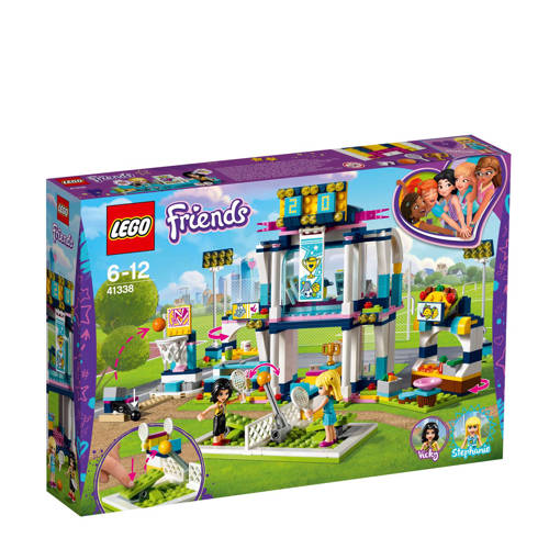 Lego 41338 Friends Sportstad.