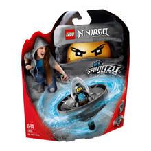 Ninjago Movie Nya spinjitzu master 70634