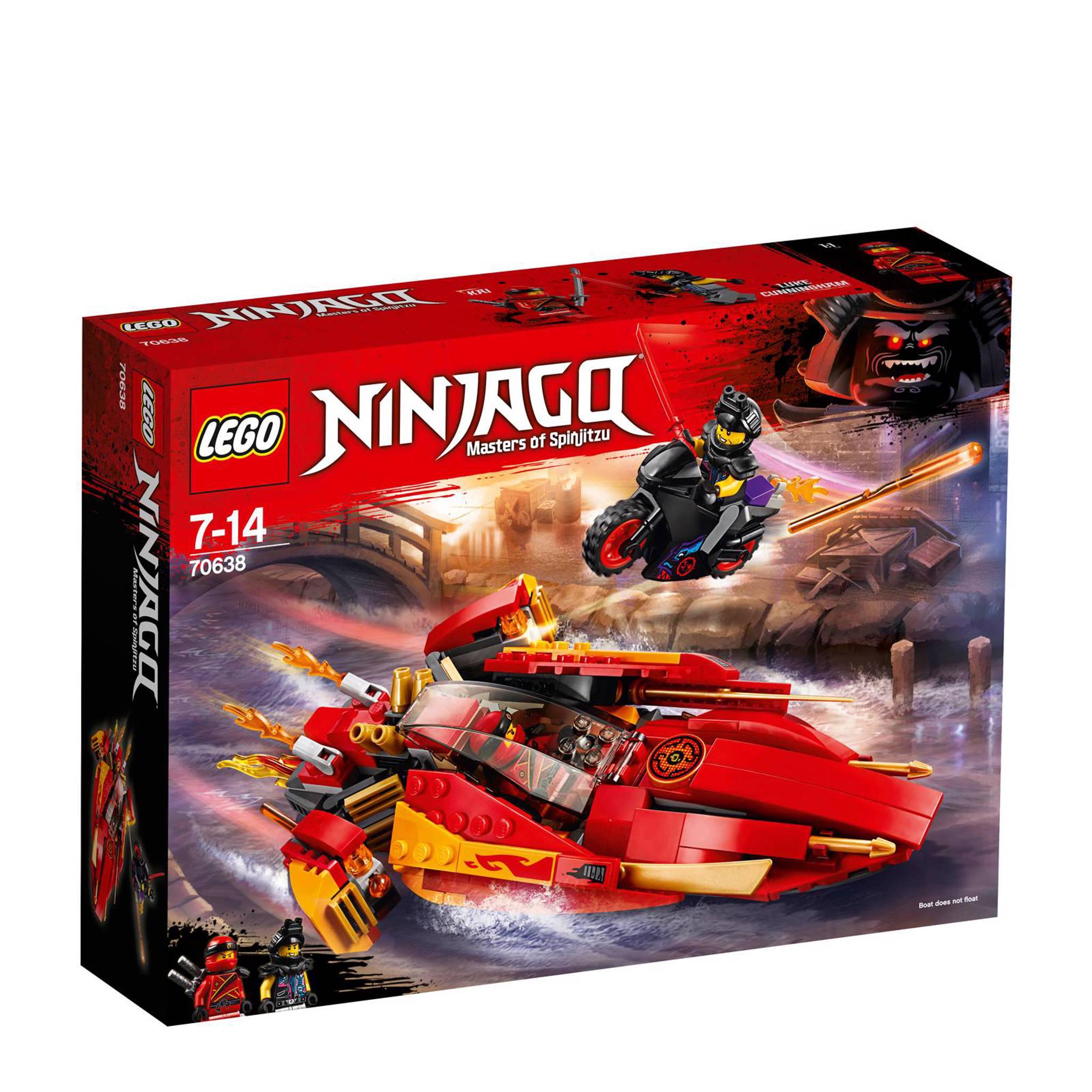 Lego Ninjago Katana V11 70638 Wehkamp