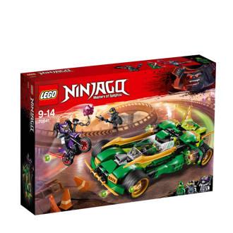 Ninjago Ninjago ninja nachtracer 70641