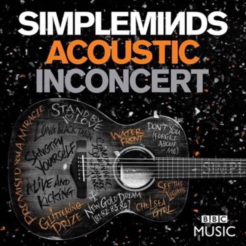 Simple Minds - Acoustic In Concert  Live) (DVD)