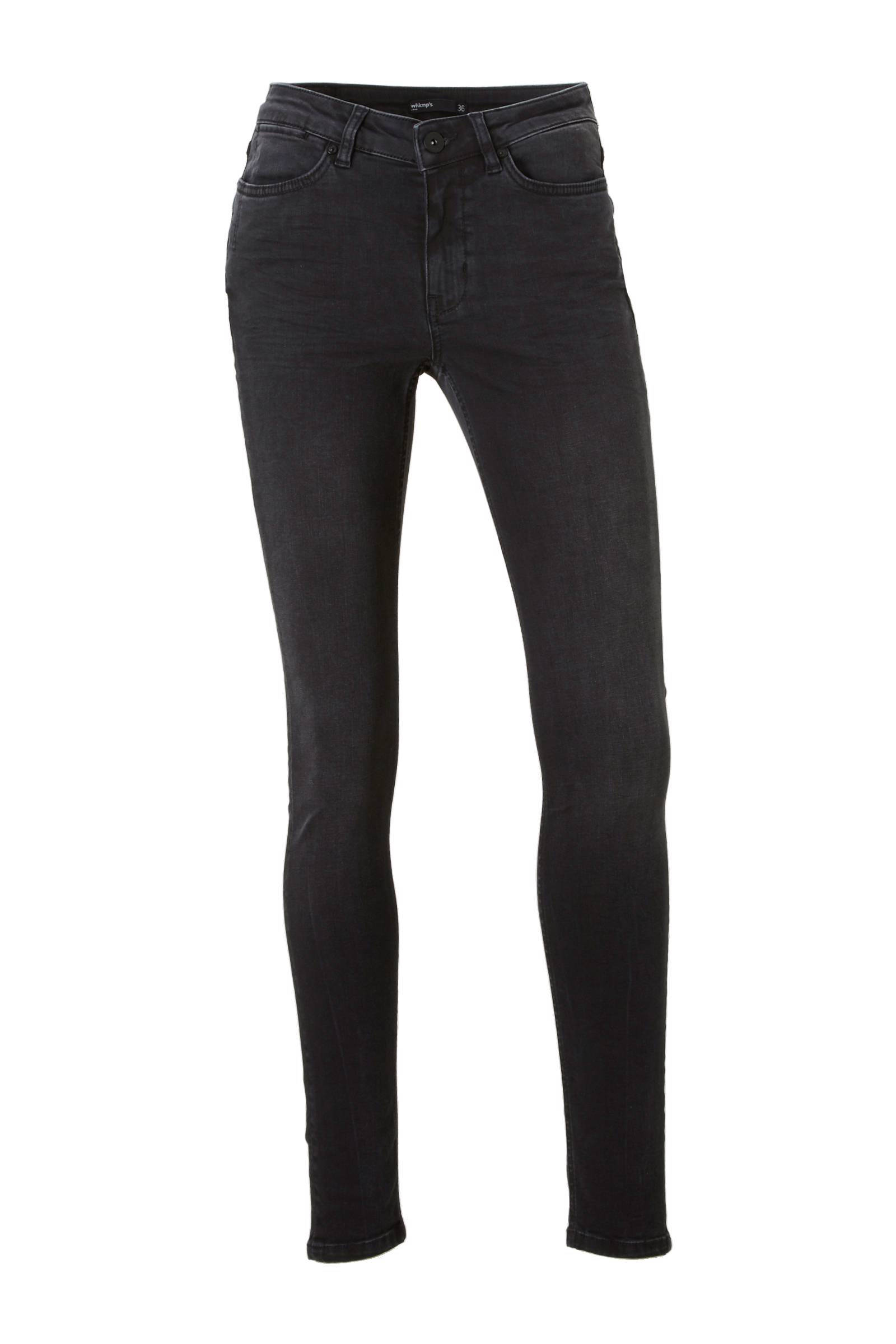 whkmp's own super comfort basic skinny denim (dames)