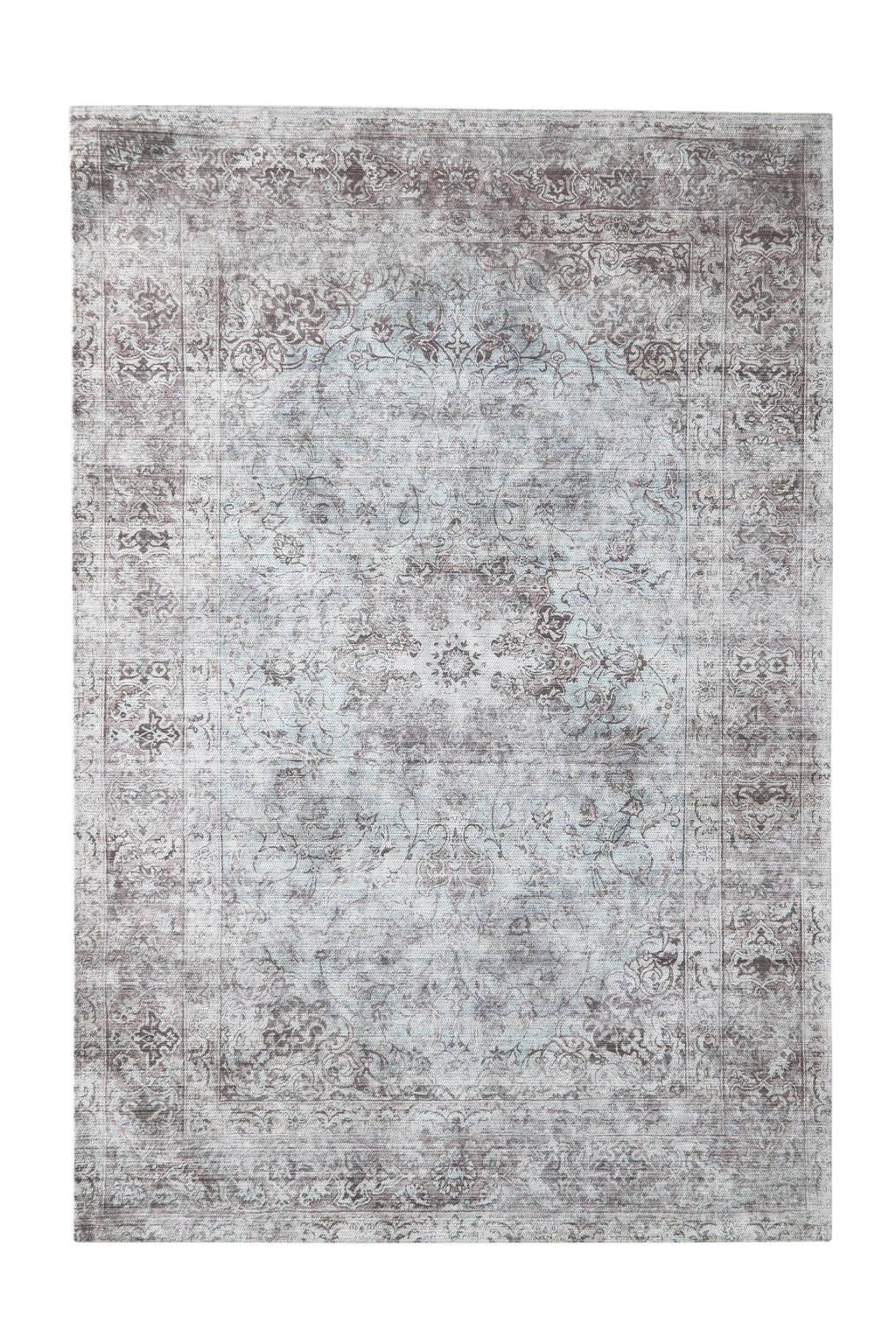 anytime Vloerkleed New Persian  (230x155 cm), Grijs/groen