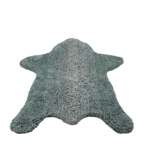 Kidsdepot Bear Kleed 150 x 110 cm Zeegroen