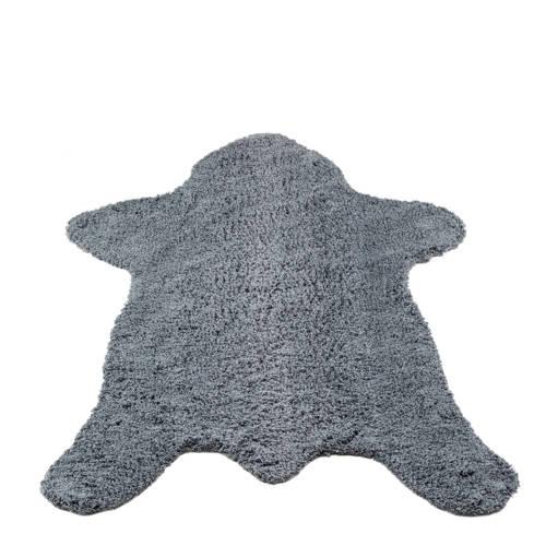 Kidsdepot Bear Kleed 150 x 110 cm Grijs