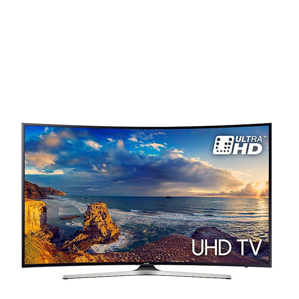 Samsung UE49MU6220 4K Ultra HD Curved tv, 49 inch (125 cm)
