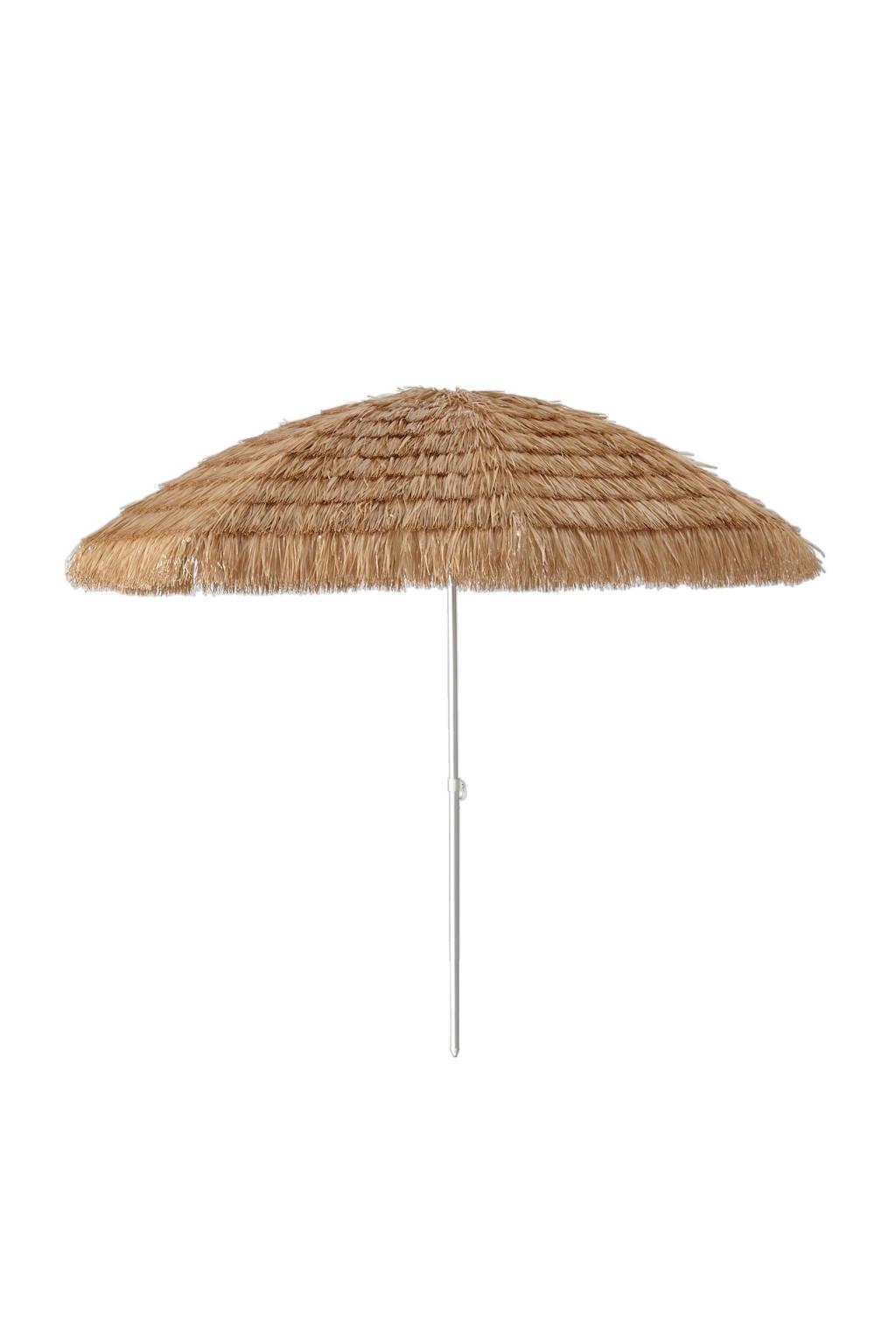 whkmp's own parasol Tropea (ø240 cm), Naturel