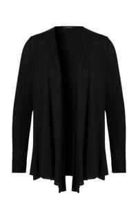 ESPRIT Women Collection fijngebreid vest, Zwart