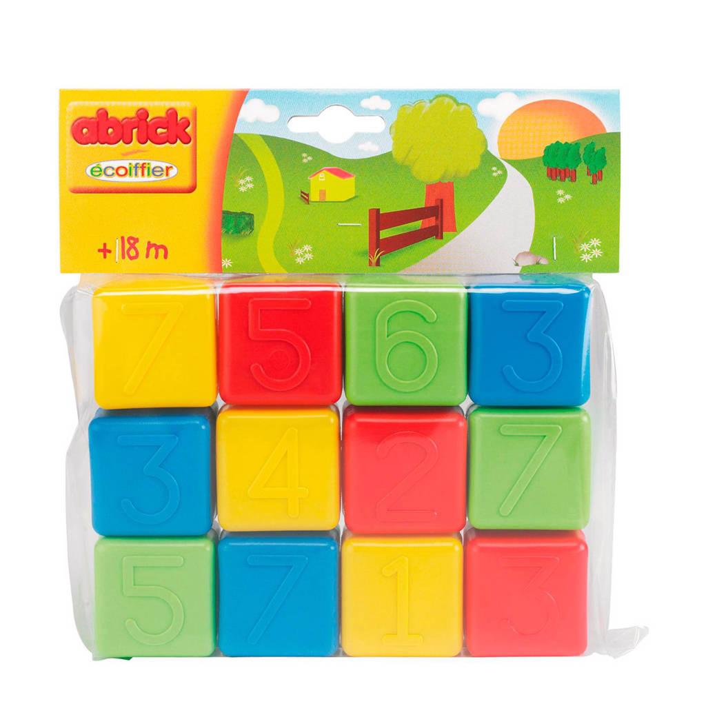 Abrick  cijferblokken
