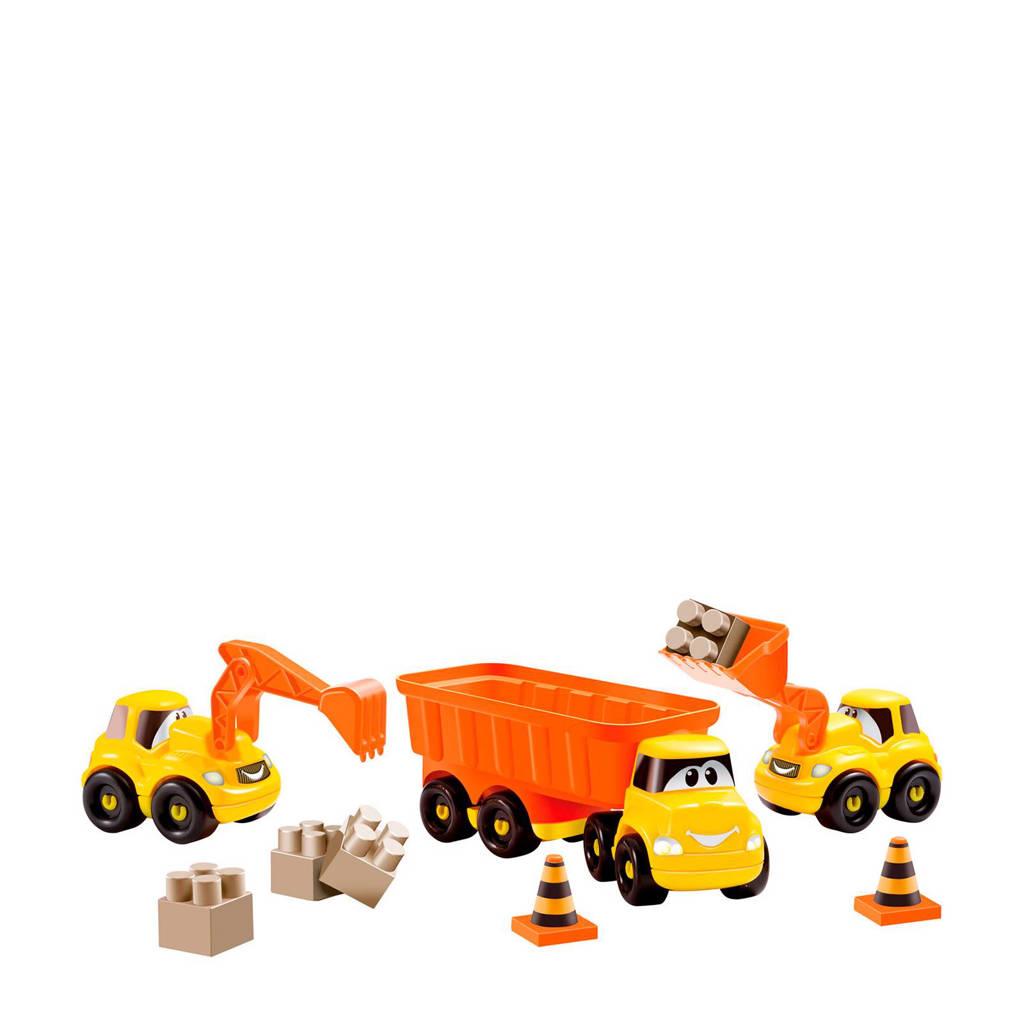 Abrick  werkvoertuigen set